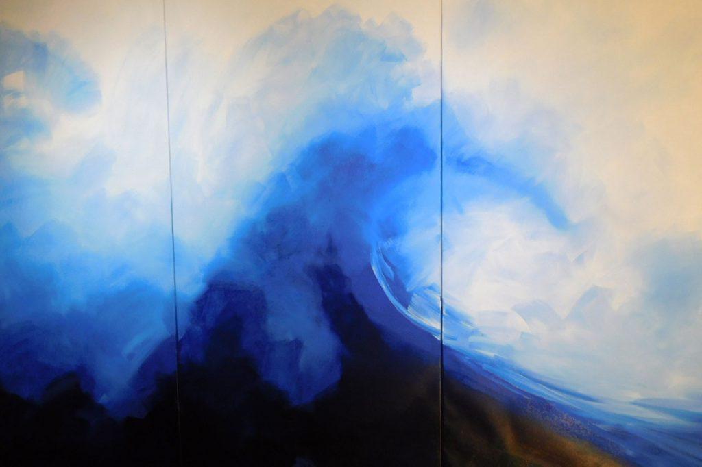 Gemälde von Maxim